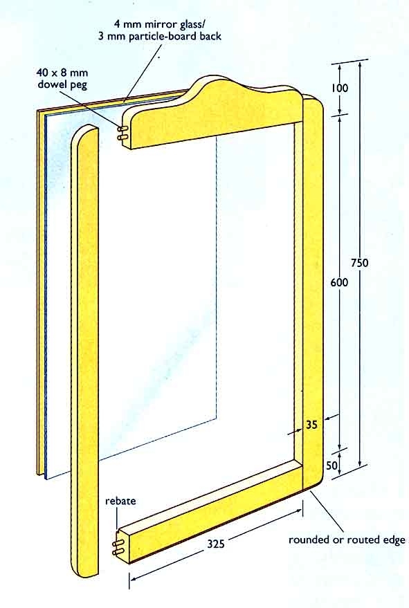 Woodworking Projects Mirror | www.woodworking.bofusfocus.com